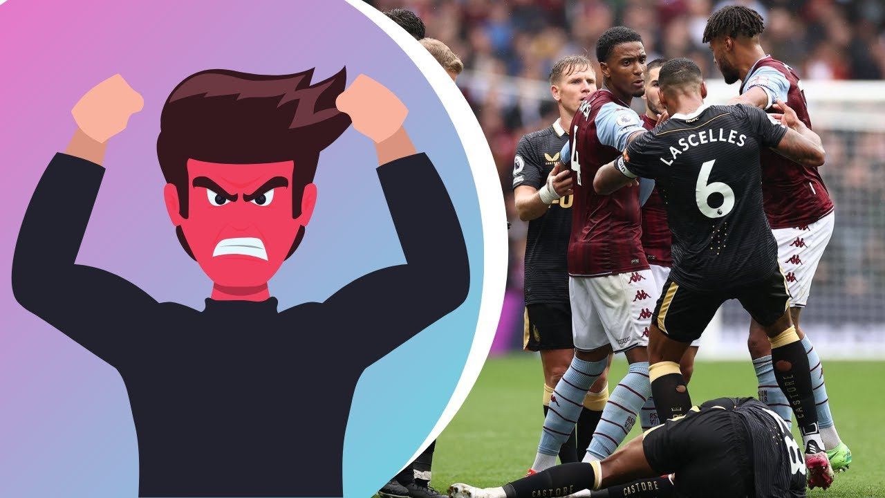 Newcastle fans feeling frustrated Aston Villa defeat