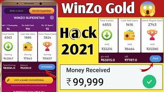 WinZo Gold Unlimited Refer Trick Working 2019 ll Tech & Earn