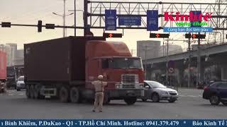 TP. HCM: Điều tiết tình trạng tắc đường tại nút giao thông MK