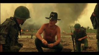 I Love The Smell Of Napalm In The Morning - Apocalypse Now