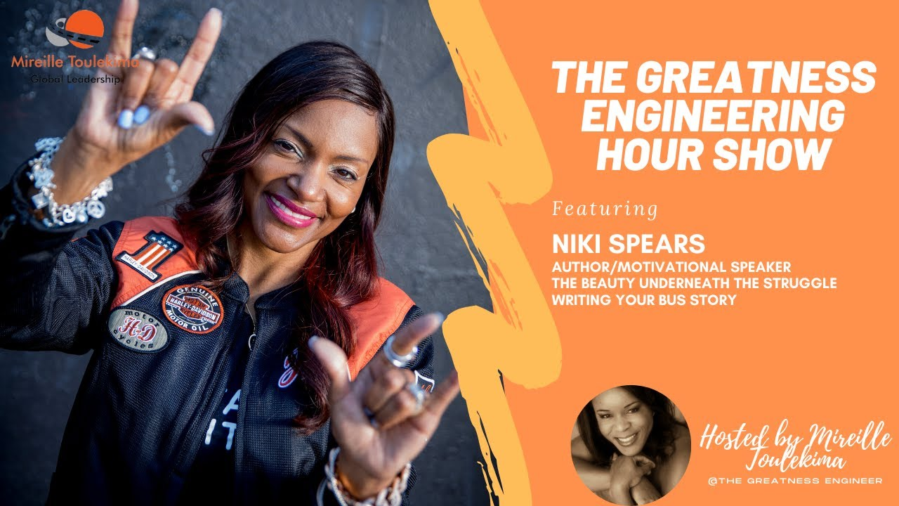 Check Out My Interview on the Greatness Engineering Hour!