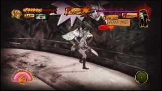 Lollipop Chainsaw - Stage 3 (Juliet vs Psychedelic Zombie Mariska)