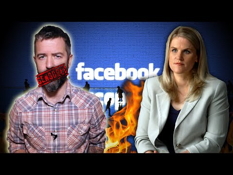 """The Truth About The FaceBook """"Whistleblower"""" - This Will UNEQUIVOCALLY Bring On MORE CENSORSHIP!!!"""