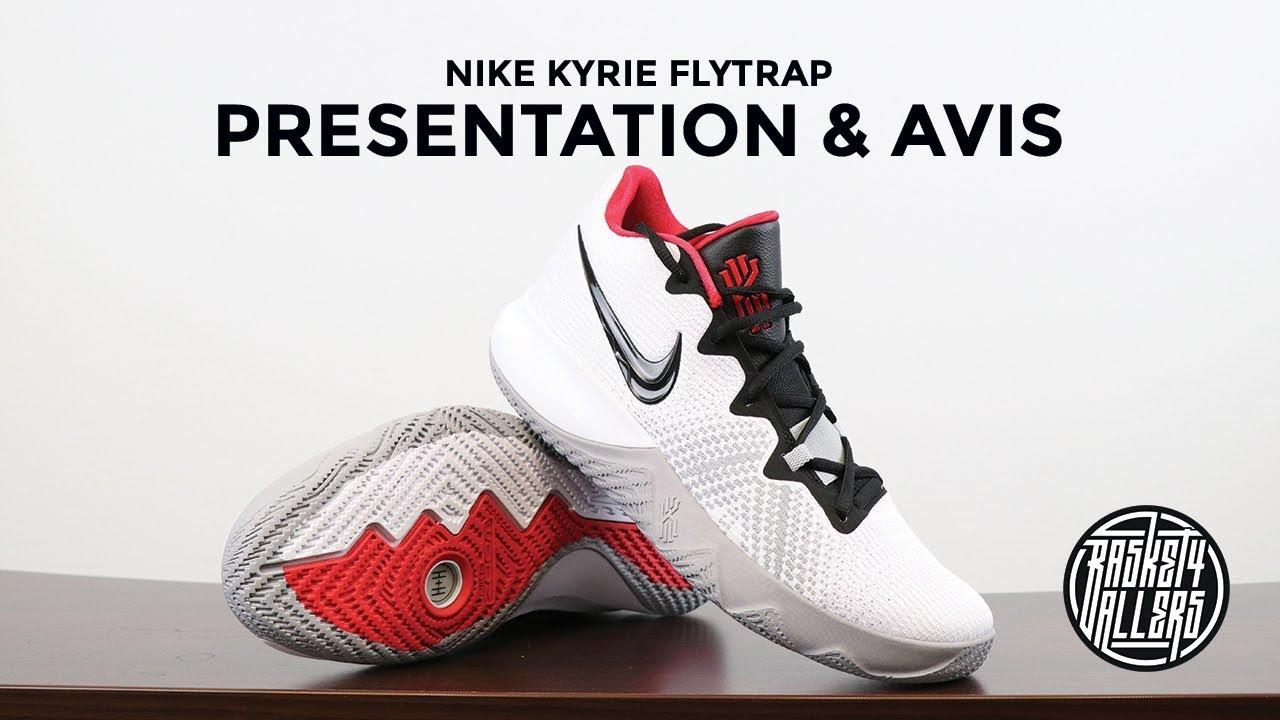 1562212fef7 Nike Kyrie Flytrap   Présentation et avis - YouTube