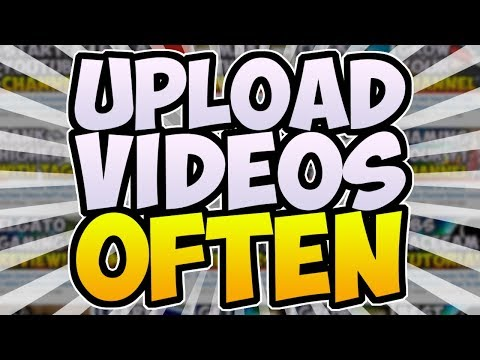 How Often Should You Upload Videos To YouTube? ▶️ Do You Need An Upload Schedule On YouTube?