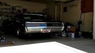 "67 GTO - idle - 400 with 8"" glasspacks"