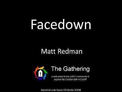 Facedown -  Matt Redman (with lyrics)
