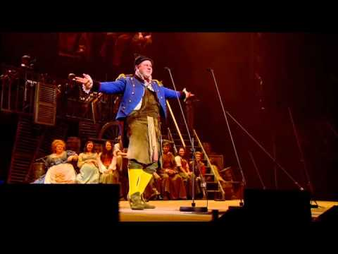 Matt Lucas sings Master of The House @ The O2 25th Anniversary Concert