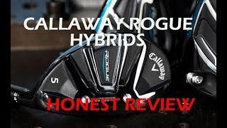 *NEW* Callaway Rogue Hybrids - Honest Review