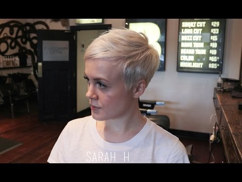 ways to get your haircut how i get my haircut williams inspired pixie 3876 | hqdefault