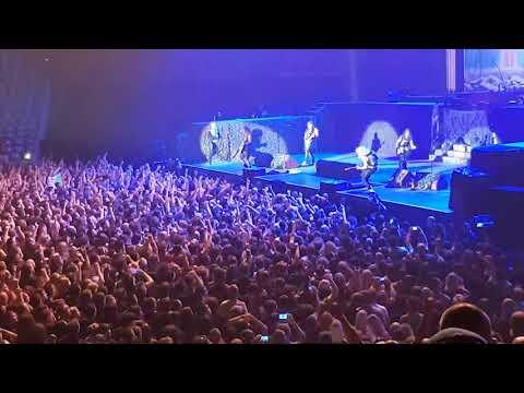 Iron Maiden - 2 Minutes To Midnight (Arena Zagreb, 24.07.2018)