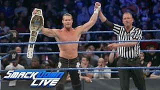 Dolph Ziggler vs. Curt Hawkins — Intercontinental Title Open Challenge: SmackDown LIVE, Nov. 1, 2016