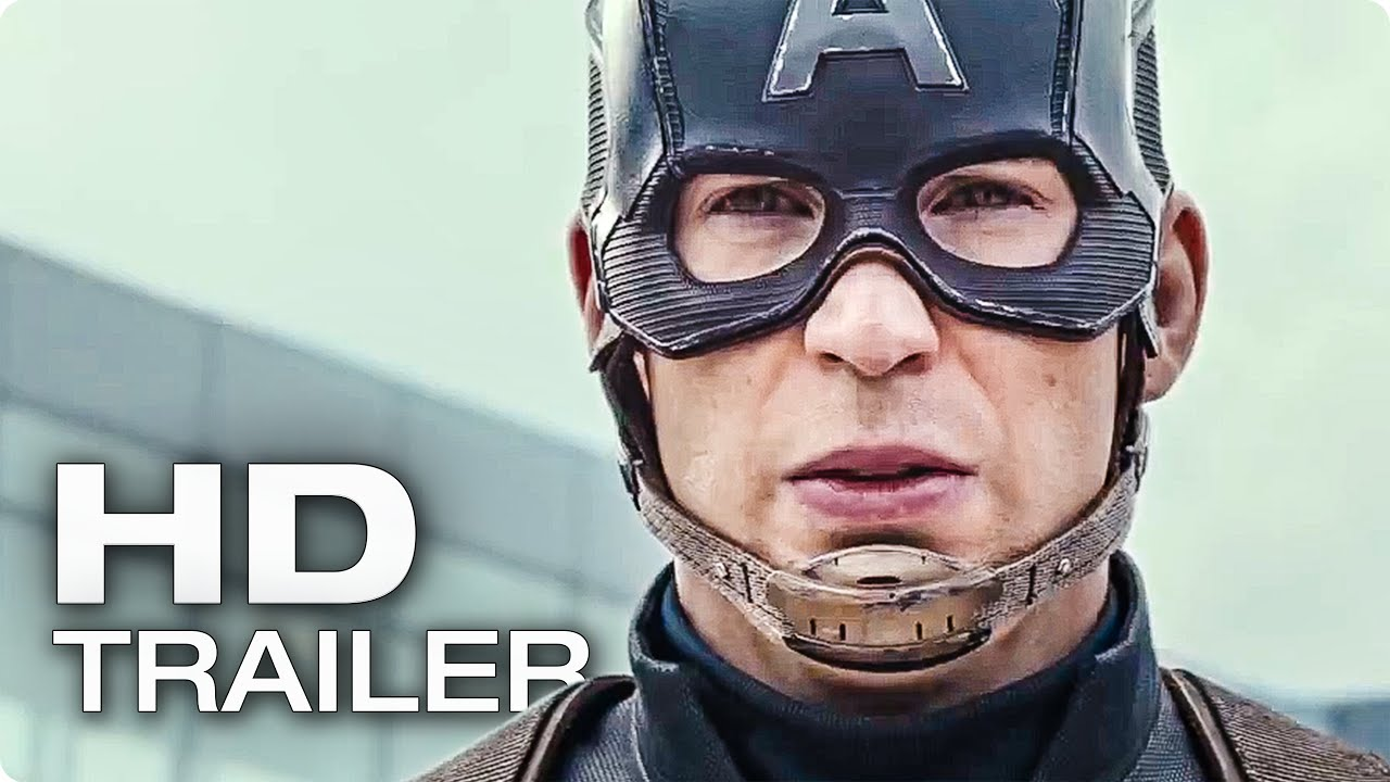 captain america 3 civil war official trailer 2016 youtube. Black Bedroom Furniture Sets. Home Design Ideas