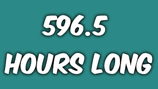 THE LONGEST VIDEOS ON YOUTUBE ( Counting to 100,000 in 1 video, 596.5 hours )