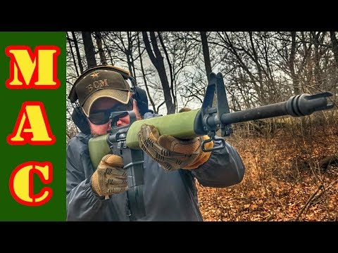 Retro AR15 Colt 601 Air Force Model by Brownells