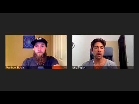 #114 Beyond Flow State and Peak Performance with Jiro Taylor