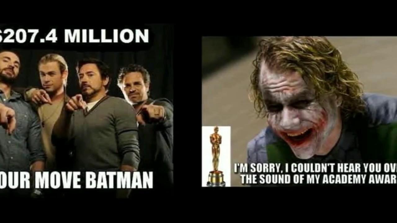 15 hilarious dc vs