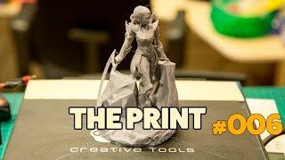The Print - #005 - MakerBot Replicator Desktopn 5th gen - League of Legends - LOL