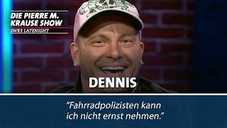 Dennis hat Ärger mit der Polizei