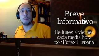 Breve Informativo - Noticias Forex del 14 de Junio 2017