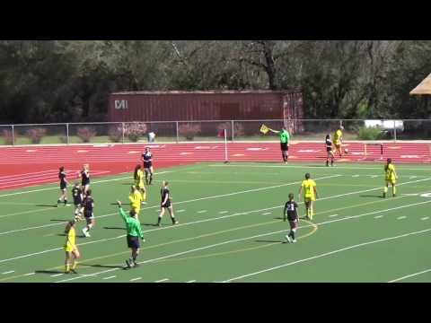 Placer United 03's vs Central CA Soccer Alliance - NPL Champions League 2017