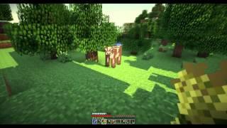 Minecraft HARDCORE - Ферма животных - 17 Серия