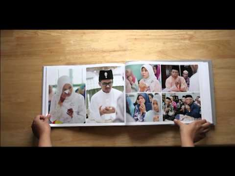 Lembayung Senja Photography 11 inch x 15 inch Debossed Photobook ...