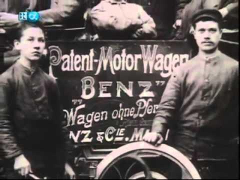 Automobil: Benz & Daimler