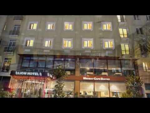 Lion Hotel Istanbul 0212 709 2 777