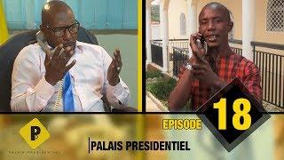 PALAIS PRESIDENTIEL EP18