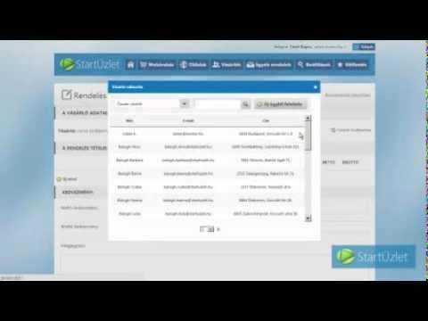 3f70d46d57 Bemutatjuk az új rendeléskezelő rendszert