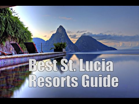 Best Resorts in St Lucia Travel Guide