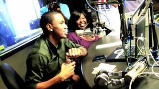 Phill Wade & Trey Songz LIVE on the Radio