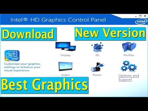 How to Download Intel HD Graphic Driver for Laptop & PC