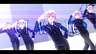 【APヘタリアMMD】Classic【Iceland ft Nordics】