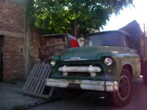Chevrolet Viking 1958 Youtube