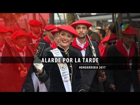 Alarde por la tarde - Alarde Hondarribia 2017   Txingudi Online