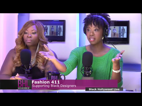 Download Fashion 411 w/ Queen for the Week of October 18th, 2013   Black Hollywood Live