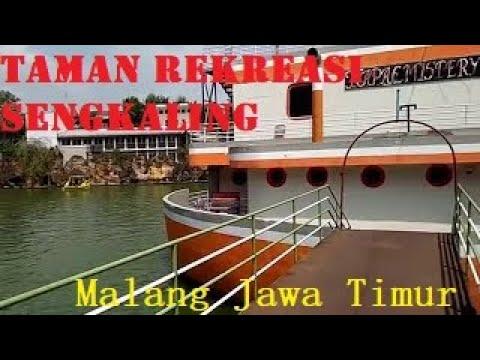 Wisata Taman Rekreasi Sengkaling Malang Youtube