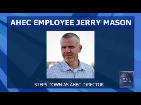 Jerry Mason Steps Down