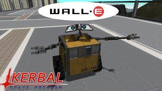 KSP WALL-E