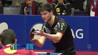Timo Boll vs Dimitrij Ovtcharov (Champions League 2017) Final