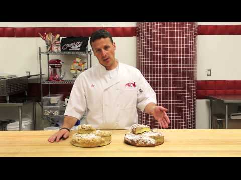 Joey's Crumb Cake Breakdown