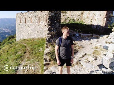 Rob Eades explores the Italian coastal city of Genoa | Trails of the Unexpected