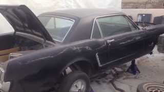 MustangMedic's 1965 Mustang Coupe - Day 1 Parts Car?