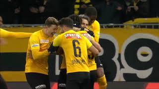 Highlights YB - St. Gallen (2:0), 03.02.2018