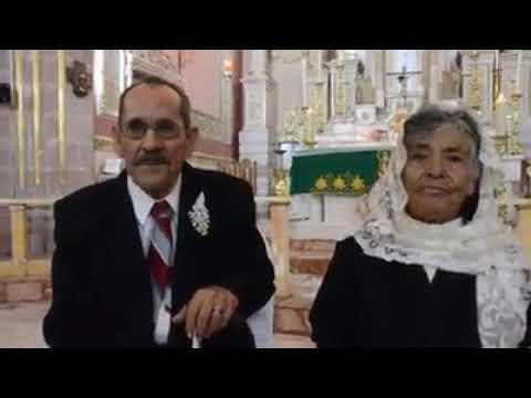Bonita pareja Carmen y Santiago de Jerez Zacatecas una bonita pareja te recomiendo que lo mires