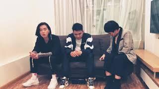 Duyên - Huỳnh Tú ft Khói ft Magazine ( Bản Live )
