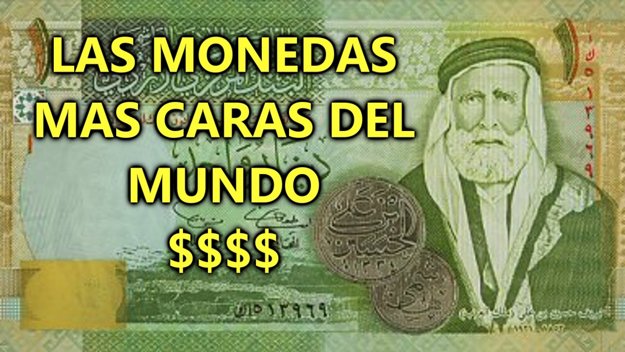 Las 8 Monedas Mas Caras Del Mundo Garyes Youtube