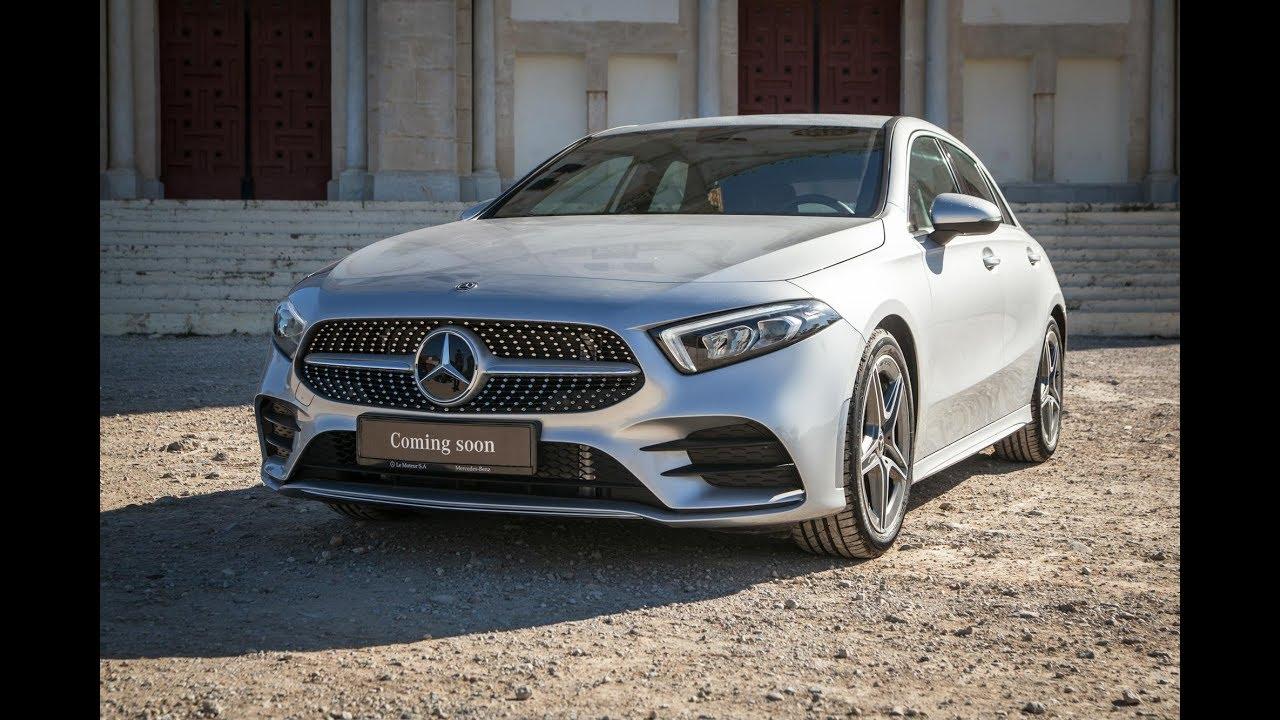 La Nouvelle Mercedes Benz Classe A En Tunisie
